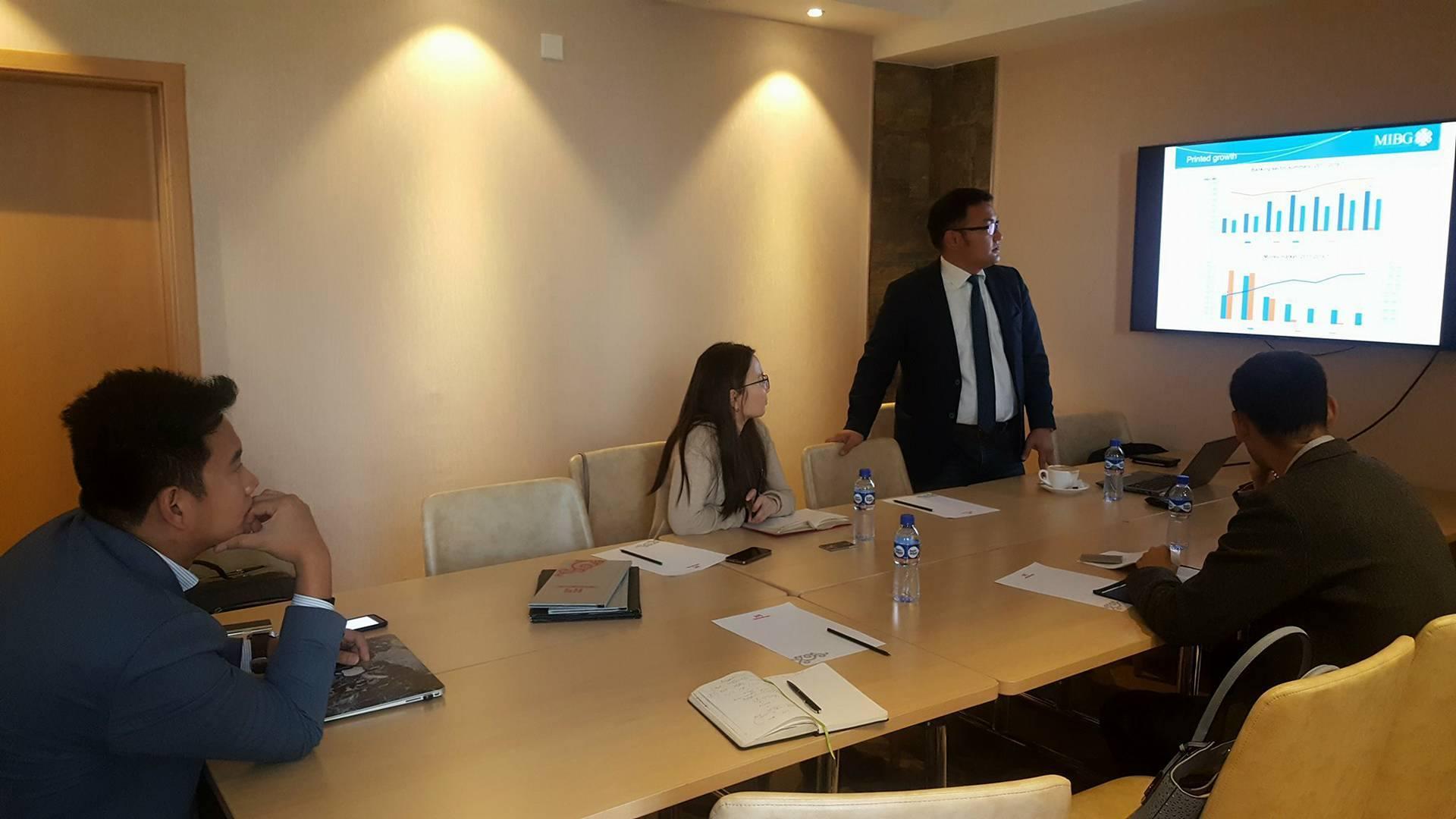 Discover Mongolia Business Tour -2017