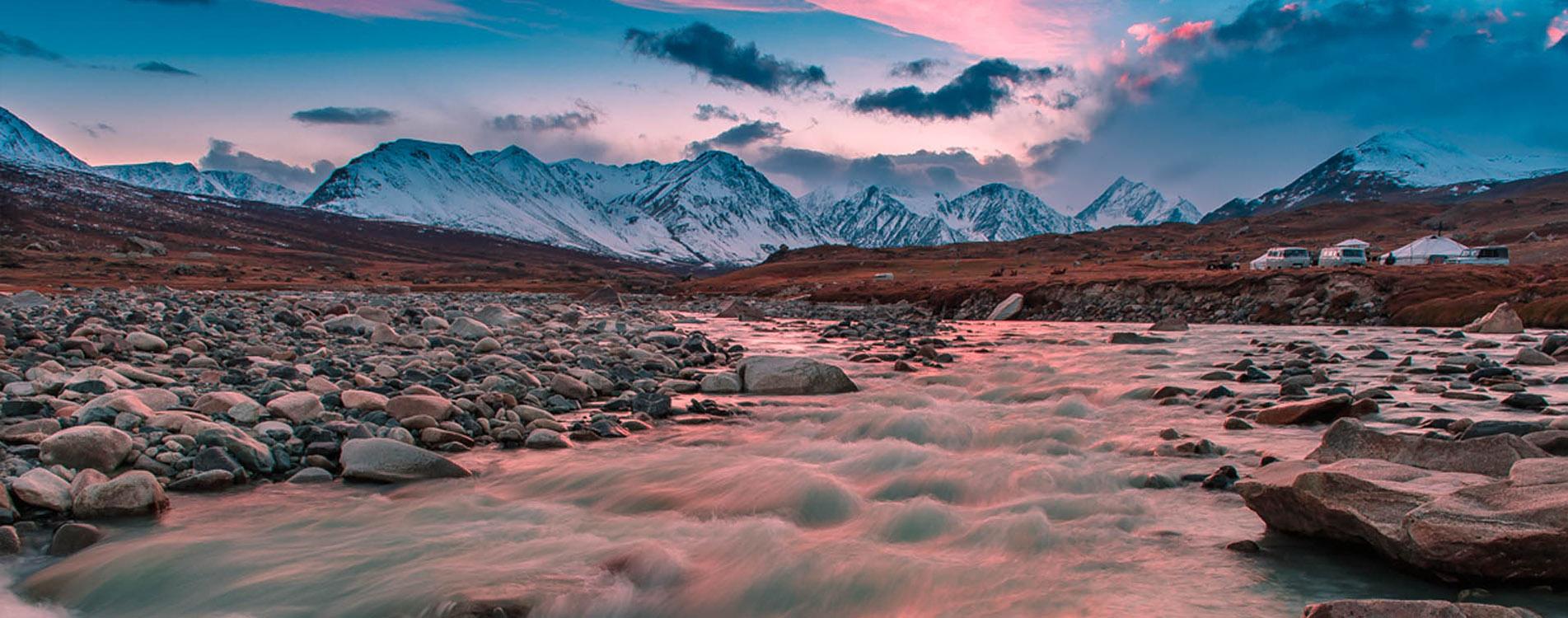 Best of Altai Mountain Tour