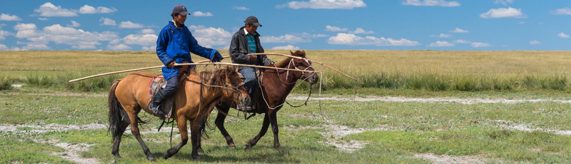 Population & Language of Mongolia