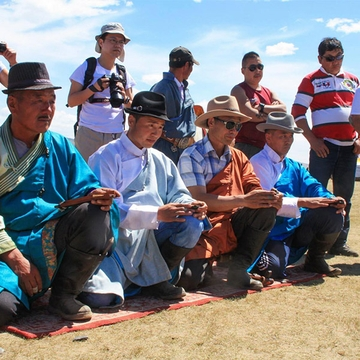 Discover Mongolia Tour and Local Naadam Festival 16 days