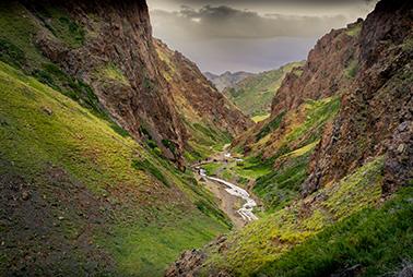 Gobi Desert - Southern Mongolia