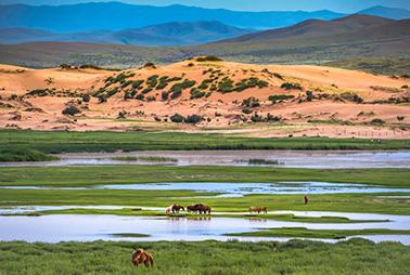 khugnu khan nature reserve